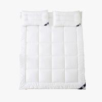 当当优品羊毛床垫 全棉加厚可水洗双人床褥150*200cm