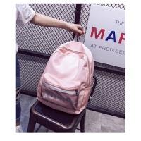 书包女韩版 双肩包女学生书包森系背包小清新旅行背包