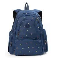 母婴包双肩妈妈包多功能大容量外出宝妈背包时尚书包旅行包