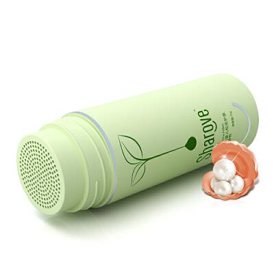 喜朗婴儿芦荟清凉痱子粉72g 新生儿热痱粉美国配方,祛痱止痒,干爽肌肤,预防痱疹