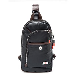 瑞士军刀时尚休闲运动胸包男女式挎包单肩包背包小包韩版潮SA9805