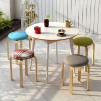 实木凳子宜家家居简易高凳家用餐桌餐凳小板凳旗舰家具店
