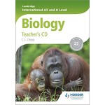 cambridge international as&a level biology teacher's cd