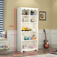 书架简约现代学生客厅落地置物架书架创意韩式书柜收纳柜
