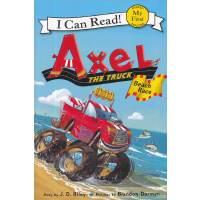 Axel the Truck: Beach Race 小卡车阿克塞尔:沙滩大赛(I Can Read,My First