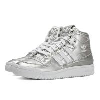 adidas Originals阿迪三叶草女子潮流轻便高帮休闲鞋D98185