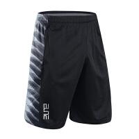 篮球短裤男夏街头跑步健身训练运动透气速干宽松五分裤