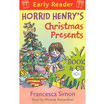 Horrid Henry's Christmas Presents Book/CD(Orion Early Reade