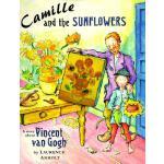 【预订】Camille and the Sunflowers
