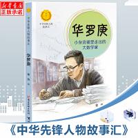 华罗庚(小杂货铺里走出的大数学家)/中华先锋人物故事汇/中华人物故事汇