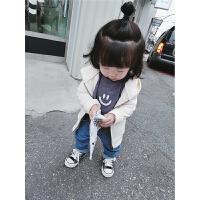 女童连帽外套女宝宝拉链开衫上衣秋冬装新款婴幼儿长袖衣服