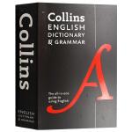 现货 柯林斯英语词典及语法 英文原版工具书 Collins English Dictionary and Gramma