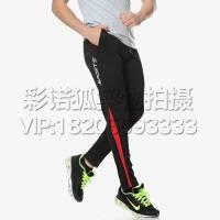 足球运动裤男长裤春秋薄款速干透气弹力训练裤收脚休闲跑步健身裤