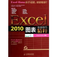 Excel2010图表实战技巧精粹(附光盘) Excel Home