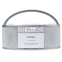 熊猫/PANDA CD-950 便携式DVD复读播放机CD胎教机磁带录音机收音收录机插卡MP3播放器音箱音响