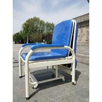 陪护椅床两用折叠陪护椅子陪护床单人家用医院午睡床加宽加厚