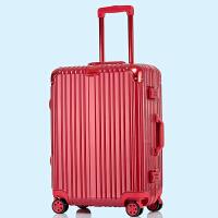 铝框拉杆箱24寸万向轮旅行箱20寸男女登机箱28寸行李箱26寸密码箱