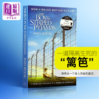 【中商原版】穿条纹睡衣的男孩 英文原版 The Boy in the Striped Pajamas 一个寓言