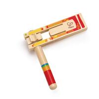 Hape早旋律摇摇响18个月以上音律儿童早教益智玩具婴幼玩具音乐玩具E0314