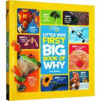 National Geographic 美国国家地理儿童科普百科书 英文原版 彩色绘本图画书英文版进口英语书 Litt