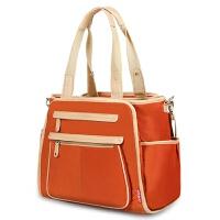 妈咪包多功能大容量母婴包超大单肩宝宝外出行李包轻便斜挎手提包