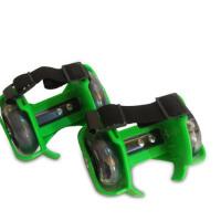 休闲暴走鞋儿童PU闪光轮滑风火轮滑光轮滑鞋闪光轮特色可调节儿童运动器材 轮滑滑板