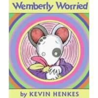Wemberly Worried 爱担心的小老鼠(美国图书馆协会推荐童书) ISBN9780061857768