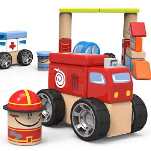 [当当自营] TOPBRIGHT特宝儿 TAUNO拼插积木儿童玩具 84粒120114