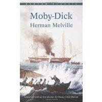 白鲸 英文原版Moby-Dick(BantamClassics)