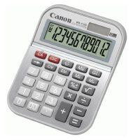 Canon小号计算机/佳能计算器WS-112G 佳能金属面版计算器