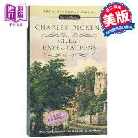 【中商原版】远大前程 伟大前程 英文原版小说 Great Expectations 经典名著小说书籍 狄更斯经典名著