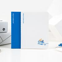 广博6本装A6缝线本笔记本子软抄本迪士尼唐老鸭IQT11001