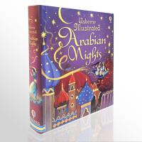 【外图原版】进口英文 原装进口 Illustrated Arabian Nights 插图一千零一夜