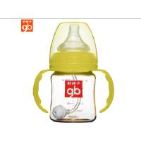 好孩子奶瓶 母乳实感宽口径握把吸管PPSU奶瓶150ml B80206 11