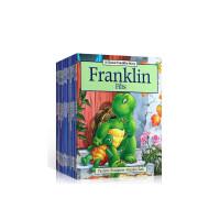 英文原版绘本 Franklin's blanket, the tooth fairy 小乌龟富兰克林16本 品格培养 汪培�E第三阶段书单 正版进口童书