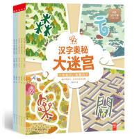 小象汉字 汉字奥秘大迷宫(套装共5册)