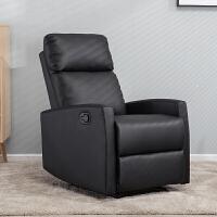 欧式美甲美睫单人沙发休闲布艺电动躺椅头等太空沙发舱懒人电脑椅