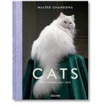 华特钱多拉 猫咪摄影集 Walter Chandoha Cats Photographs 1942-2018 英文原版