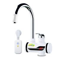 XINGHONG 兴泓 即热式 电热水龙头 XH-16D-2白色 快热电热水器厨宝 漏保款