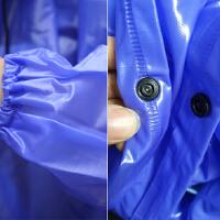PVC加厚分体雨衣雨裤套装电动瓶车摩托车男式女性钓鱼徒步服 均码