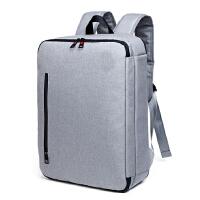 商务电脑包手提包双肩背包办公上班背包男女防水大容量