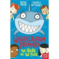 Weggles Bottom Primary: The Shark In the Pool