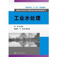 给排水科学与工程专业应用与实践丛书--工业水处理李杰化学工业出版社9787122208538