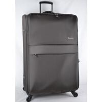 32寸超大号行李箱飞机托运旅行箱万向轮28寸布拉杆箱包30寸密码箱 深灰色 深灰色B款