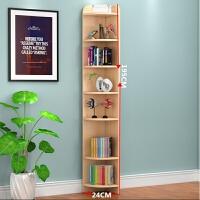 实木转角电脑桌书桌书架组合卧室学习桌写字桌台式办公桌家用 角柜 需单拍