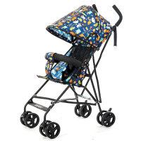 婴儿车超轻便折叠婴儿推车伞车简易便携四轮避震儿童手推车