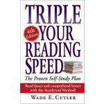 三倍 飞速提高你的阅读速度 英文原版 Triple Your Reading Speed