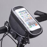 质感系列单车山地自行车上管包马鞍包触屏手机包装备配件