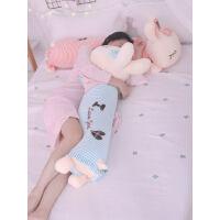 可爱兔子毛绒玩具公仔抱着娃娃韩国女孩萌玩偶女生懒人陪你睡抱枕
