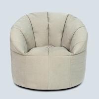 创意懒人沙发单人沙发椅简约懒人椅客厅卧室小户型榻榻米豆袋沙发